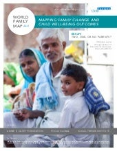 Mapping family change and child wel...