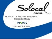 Mappy : Le mobile, nouvel eldorado ...