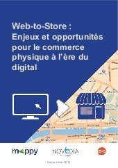 « Web-to-Store: Enjeux et opportuni...