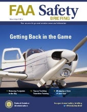 FAA Safety Briefing  March / April ...