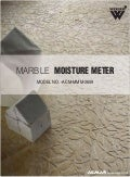 Marble Moisture Meter by ACMAS Technologies Pvt Ltd.