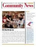 Community News: 2011: March
