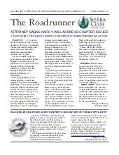 March-April 2010 Roadrunner Newslet...