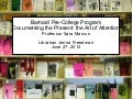 Documenting the Present, Barnard Pre-College class with Sara Marcus