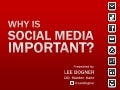 Why is Social Media Important? Food Industry