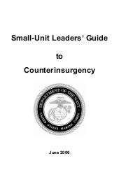 Marine Corps Small Unit Leaders Gui...