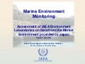 Marine Environment Monitoring of Fukushima Nuclear Accident (2 June 2011)