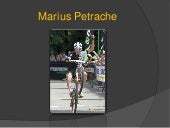Marius Petrache Cycling Presentation