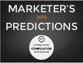 What's Next? Marketing 2015