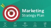 Marketing Strategy Plan Editable PPT