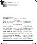 Article for Marketing Magazine - Aug 2009