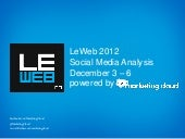 Marketing cloud le web_analysis_ove...