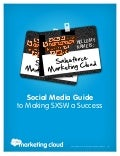 Social Media Guide to Making SXSW a Success