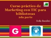 Marketing con tic teoría clase nº 2...
