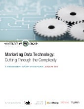 Winterberry & USA IAB - Marketing data white paper Jan 2015