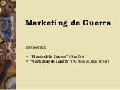 Marketing De Guerra