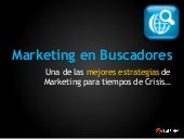 2008 - Marketing en Buscadores para...