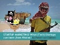 Pirate Marketing for Startups - by Peter van Sabben - Pirate Summit 2014