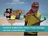 What Startups Can Learn From Pirates