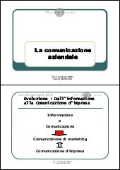 Marketing L17 Comunicazione1