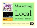 Marketing Local Travel