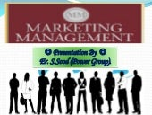 Marketing Management by Er. Shart Sood