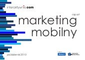 2010.10 Marketing Mobilny - raport ...
