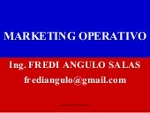 Marketing operativo 2010 cap 1