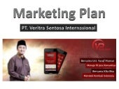 Marketing plan pt.vsi ust yusuf mansur