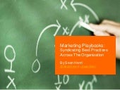 Lead Nurturing Playbooks: Best Practices for Marketing Automation