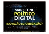 Marketing político digital ESPM - 2...