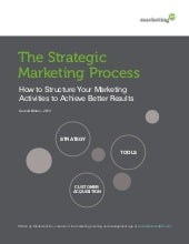 The Strategic Marketing Process - H...