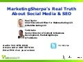 MarketingSherpa's Real Truth About Social Media & SEO