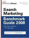 Marketing sherpa search excerpt