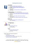 Marketing with Facebook - Feb. 2nd, 2011