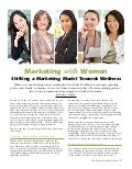 Marketing withwomen[1]