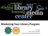 Marketing Your Library!