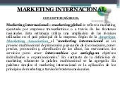 Marketin internacional