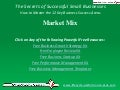 Video: Market Mix