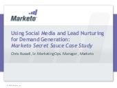 Case Study: Using Social Media and ...