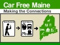 Car Free in Maine?