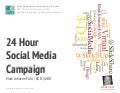 24 Hour Social Media Campaign by Mark Johnson FAIA
