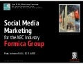 Social Media Marketing for the AEC Industry
