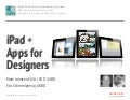 iPad + Apps for Design by Mark Johnson FAIA + Eric Schimelpfenig AKBD