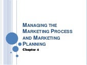 Marketing Proces