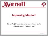 Marriott team presentation_for_linked_in