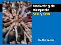 Marketing de Busqueda: SEM e SEO, by Martha Gabriel