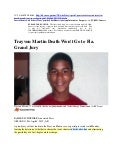 TRAYVON MARTIN'S Death WON'T Go To Grand Jury