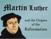 Martin Luther's Reformation