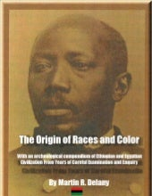 The Origin of Races and Color, by M...
